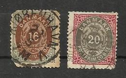 Danemark N°26(A) Cote 40 Euros (26 Second Choix Offert) - Oblitérés