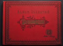 Bibliografía Mundial. (1920ca). ALBUM ILLUSTRE DE TIMBRES POSTE, De Arthur Maury, Levemente Desencuadernado Y Conteniend - Unclassified