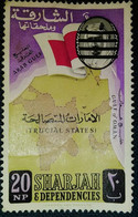 USED  STAMPS Sharjah - Definitive Issues - 1961( TRUCIAL STATE) - Sharjah