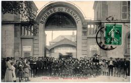 51 REIMS - Bourse Du Travail - Reims