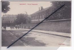 Baccarat (54) Hôpital Temporaire - Baccarat