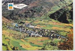 ESPAGNE: CATALOGNE : BOSSOST, Val D'Aran, Vue Générale, Ed. Pergamino 1980 Environ - Unclassified