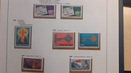 ITALIA REPUBBLICA 1968 ANNATA COMPLETA NUOVA - 1961-70: Mint/hinged