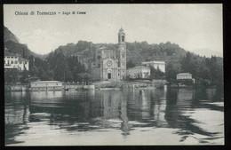 Chiesa Di Tremezzo Lago Di Como Mortelmans - Other Cities