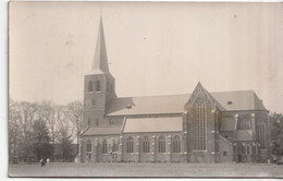 Kerk Van Westmalle - Moederkaart - Fotokaart - Kerken En Kathedralen
