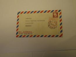 Peru Airmail Cover Lima To Arequipa 1957 - Peru
