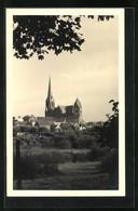 AK Zündorf A. Rh., Blick Auf Die Kirche Aus Der Ferne - Koeln