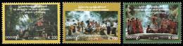 (081) Myanmar / Burma / Birmanie  Independence / Unabhängigkeit / 2019  ** / Mnh  Michel  463-465 - Myanmar (Burma 1948-...)