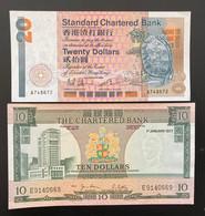 Standard Chartered Bank And Chartered Bank - Hongkong