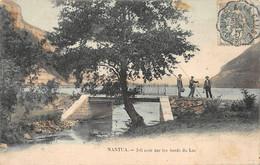 Nantua Pêche Colorisée - Nantua