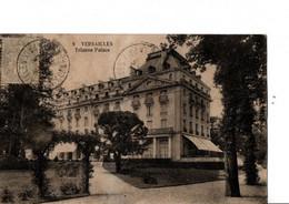 """VERSAILLES. - Trianon Palace. Voir 3 Timbres Militaires """"Congrès De La Paix Mai 1919"""". Voir SCANS Recto-verso - War 1914-18"""