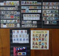 USA 1996 Cote Du Catalogue Yvert & Tellier 60€ - 7 Scans à Examiner - Usados