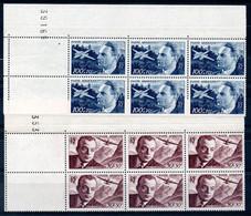 FRANCE - PA 21-22 X6 - Neufs ** - MNH - 1927-1959 Neufs