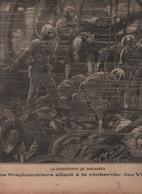 LE PETIT PARISIEN 19 11 1893 - SCAPHANDRIERS SANTANDER - BERLIN EXECUTION DE FEMME - ATTENTAT ANARCHISTE BARCELONE ... - 1850 - 1899