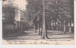 Mons Place D'Avesnes (actuellement Place Des Chasseurs à Pied) 1902 - Mons
