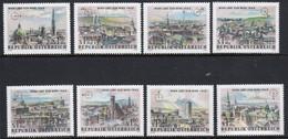Austria 1964 Set Of Stamps To Celebrate The WIPA Stamp Exhibition. - 1961-70 Nuevos & Fijasellos