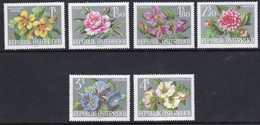 Austria 1964 Set Of Stamps To Celebrate The Horticultural Exhibition. - 1961-70 Nuevos & Fijasellos