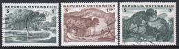 Austria 1962 Set Of Stamps To Celebrate The Austrian Forest. - 1961-70 Nuevos & Fijasellos