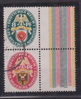 MiNr. S 68  Zwischenstegfelder  (0473) - Oblitérés