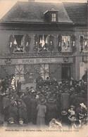 BOIS LE ROI - 31 Octobre 1909 - Inauguration Du Bureau De Poste - Bois Le Roi