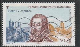 FRANCE 2012 HENRI IV  YT 4698 OBLITERE - Usati