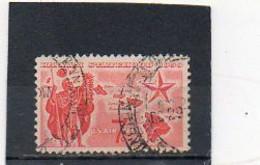 ETATS-UNIS   7 C   1959    Y&T : 55   Poste Aérienne   Oblitéré - 2a. 1941-1960 Gebraucht