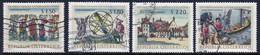 Austria 1966 Set Of Stamps To Celebrate The National Library. - 1961-70 Nuevos & Fijasellos