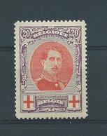 N° 134A** - 1914-1915 Croix-Rouge