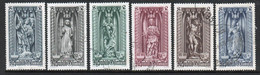 Austria 1969 Set Of Stamps To Celebrate The Statues In St Stephens Cathedral. - 1961-70 Nuevos & Fijasellos