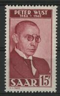 SARRE / SARR N° 268 Neufs ** (MNH) Cote 12 € TB. - Unused Stamps