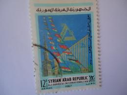 SYRIA  USED   STAMPS    FAIR - Siria