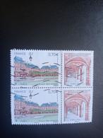 Place Des Vosges Paris - YT 5055 - 2016 - Paire - Used Stamps