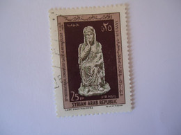 SYRIA  USED   STAMPS    MUSEUMS - Siria