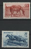 SARRE / SARR N° 253 + 254 Neufs ** (MNH) Cote 50 € TB. - Unused Stamps