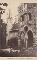 """BESANCON -  Château De CLEMTIGNEY (Dit """"La Juive"""") - Edition Chaffanjon. Non Circulée. Bon état. - Besancon"""