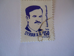 SYRIA  USED   STAMPS    PEOPLES - Siria