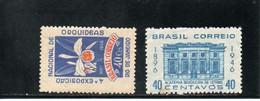 BRESIL 1946 * - Ungebraucht