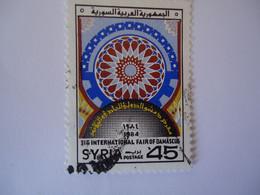 SYRIA  USED   STAMPS     ANNIVERSARIES - Siria
