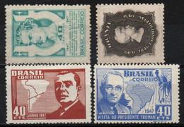 BRESIL 1946-7 * - Ungebraucht