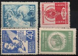 BRESIL 1947-8 * - Nuevos