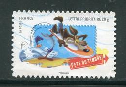 FRANCE- Adhésifs Y&T N°268- Oblitéré - Adhésifs (autocollants)
