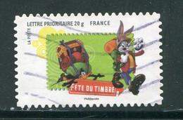 FRANCE- Adhésifs Y&T N°270- Oblitéré - Adhésifs (autocollants)