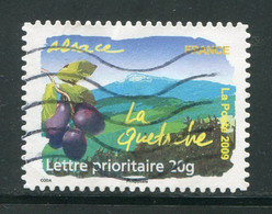 FRANCE- Adhésifs Y&T N°291- Oblitéré - Adhésifs (autocollants)