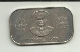 1 Pa'anga 1979 Tonga - Tonga