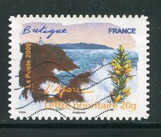 FRANCE- Adhésifs Y&T N°297- Oblitéré - Adhésifs (autocollants)
