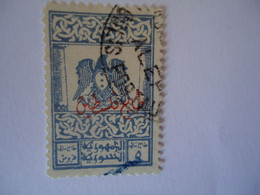 SYRIA USED  OLD  STAMPS OVERPRINT - Siria