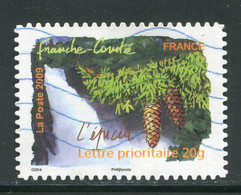 FRANCE- Adhésifs Y&T N°310- Oblitéré - Adhésifs (autocollants)