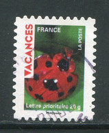 FRANCE- Adhésifs Y&T N°317- Oblitéré - Adhésifs (autocollants)