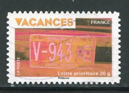 FRANCE- Adhésifs Y&T N°323- Oblitéré - Adhésifs (autocollants)
