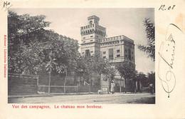 Greece - SALONICA - Mon Bonheur Castle In The Countryside - Publ. Librairie Italienne - Greece